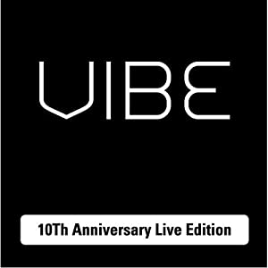 various artists - Vibe 10th Anniversary Live Edition (Limited Edition