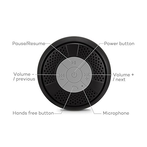 TaoTronics-TT-SK03-Wireless-Shower-Speaker