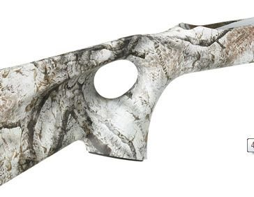 Shooters Ridge Ruger 10/22 .22LR Factory Tapered Thumbhole Stock (White Mothwing) Review