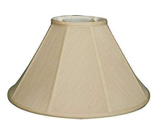 Royal Designs Empire Lamp Shade, Beige, 6 x 18 x 11.5 (BSO-706-18BG) - 1