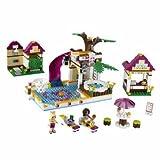 Dynamic Lego Friends Heartlake City Pool (41008) - Cleva Edition LEGO'BAG Bundle