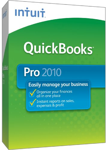 Quickbooks Pro 2010 - Old Version