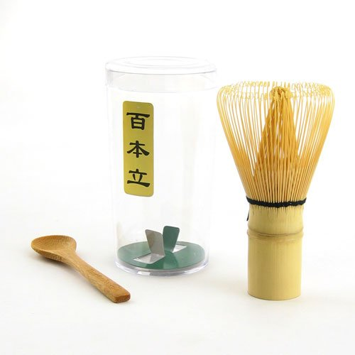 For Sale! Chasen (Green Tea Whisk) and Small Scoop for preparing Matcha