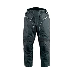 Motorcycle Pants with Removable CE Armor XL