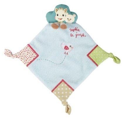 Vulli Supersoft comforterSophie la girafe (gift case) - 1
