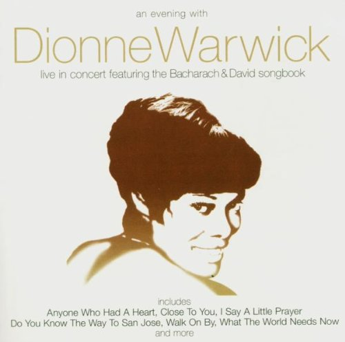 Dionne Warwick - An Evening with Dionne Warwick - Zortam Music