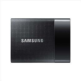 Samsung 外付けSSD 250GB T1シリーズ セキュリティ機能付 USB3.0対応 3D V-NAND搭載 3年保証 日本サムスン正規品 MU-PS250B/IT