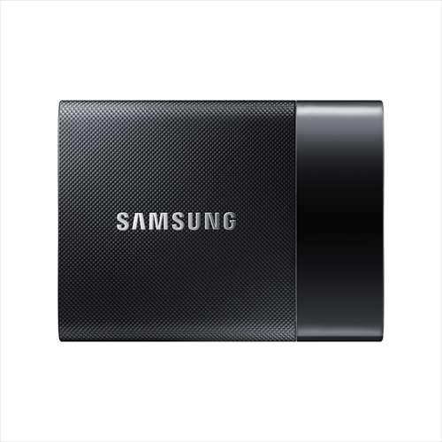 Samsung USB3.0対応 外付けSSD セキュリティ機能付 T1シリーズ 250GB 日本サムスン正規品 3D V-NAND搭載 3年保証 MU-PS250B/IT