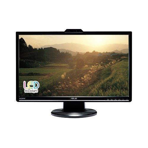 """90LMF5001Q01241C - 24IN LED HD 1920X1080 2MS 60.96 cm (24 """") LED 1920 x 1080 px, 16:9, 250 cd/m2, 50000000:1, 2 ms, 1.0MP Webcam, 2 x 2W, HDMI, D-Sub, DVI-D, 3.5 mm, 42 W, 5000 g, Black"""