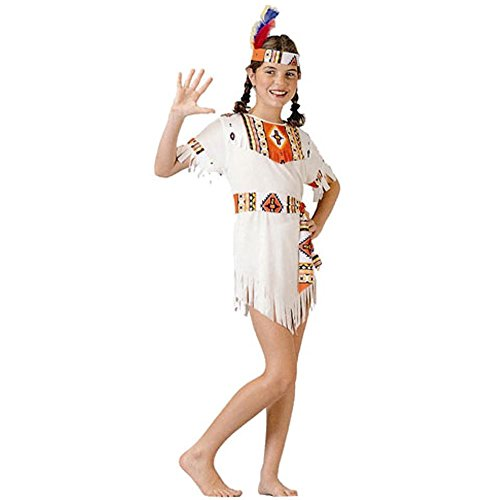 Child's Girl's Indian Bride Halloween Costume (Size:Small 4-6)