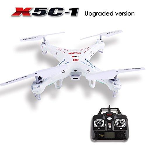gbb-syma-x5c-tragbarer-rc-quadrocopter-mit-2mp-hd-kamera-drone-uav-360-flip-funktion-24-ghz-4-kanal-