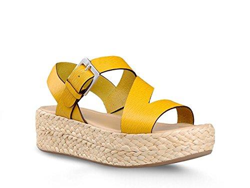sergio-rossi-sandales-compensees-easy-zed-en-cuir-jaune-code-modele-a60440mmvs3547172-taille-40-it-4