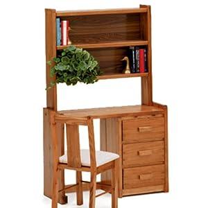 Heartland Savannah Student Desk by Woodcrest Sales