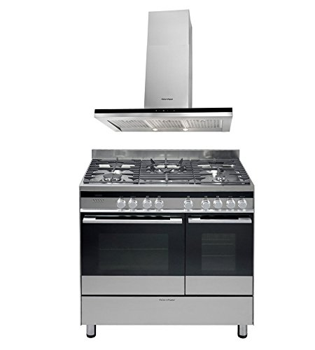 fisher-paykel-hc90bcxb2-cooker-hood-with-or90ldbgfx3-90cm-dual-fuel-range-cooker