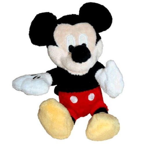 Disney Mickey Mouse Stuffed Plush Pal Bean Bag Figure