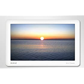 Ainol NOVO7 Paladin - Android 4.0 (Ice Cream Sandwich!) Tablet PC, 7 Inch, Capacitive, 8GB, 1080P output, White