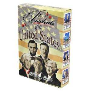 Channel Craft Games The Presidents Playing Cards Playing Cards - 1