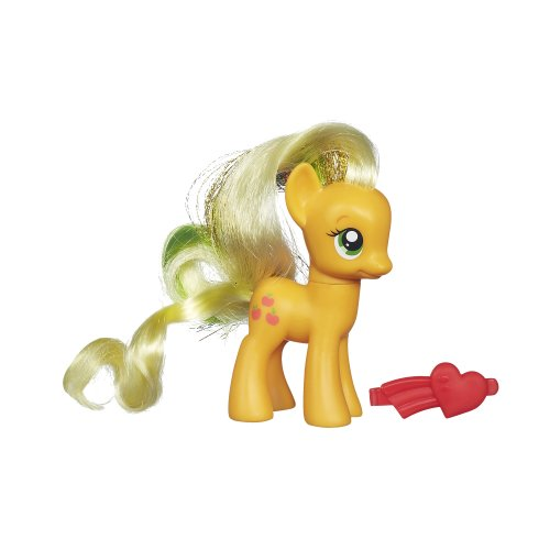 My Little Pony Rainbow Power Applejack Figure Doll - 1