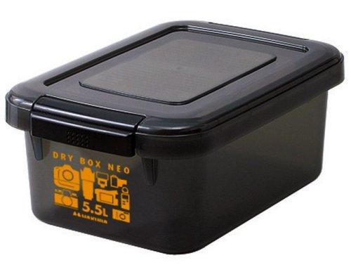 HAKUBA dry box NEO 5.5 L smoked KMC-39