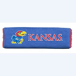 Kansas Jayhawks NCAA Seat Belt Shoulder Pad (8\