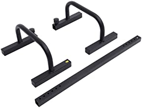 Soozier Push Up Bars with Stabilizing Bar