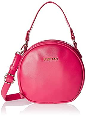 Sugarush Poppy Women's Sling Bag (Pink) SR/POP/CB204/FIN2015)