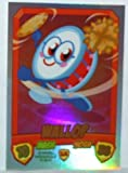 WALLOP Rainbow Foil Card - Series 2 Moshi Monsters Mash Up Trading Card.