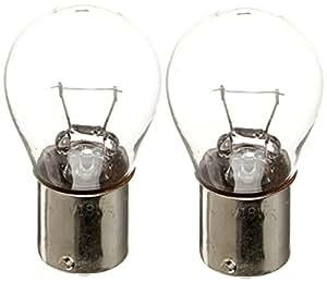 Moonrays 95506 18-Watt Bayonet Base Replacement Light Bulb, 2-Pack