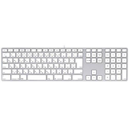 Apple Keyboard テンキー付き -JIS MB110J/B