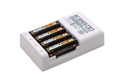 バッテリー & 充電器シリーズ No.116 単3形ニッケル水素充電池ネオチャンプ (4本)と急速充電器II 55116