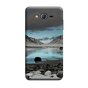 Ebby Premium Printed Back Case Cover With Full protection For Samsung Galaxy On5 (Designer Case)
