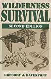 img - for Wilderness Survival 2nd (second) edition Text Only book / textbook / text book