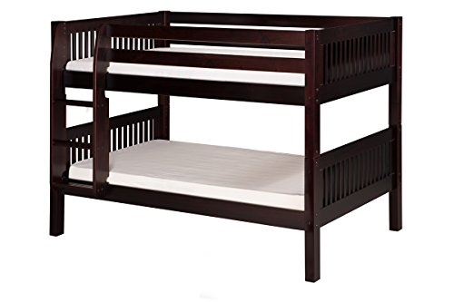 Low Loft Bed With Storage 5623 front
