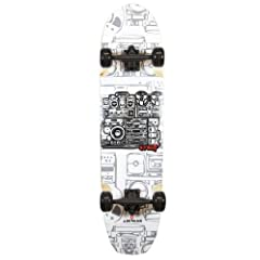 Buy Airwalk 34 Cruiser LongBoard Complete by Airwalk