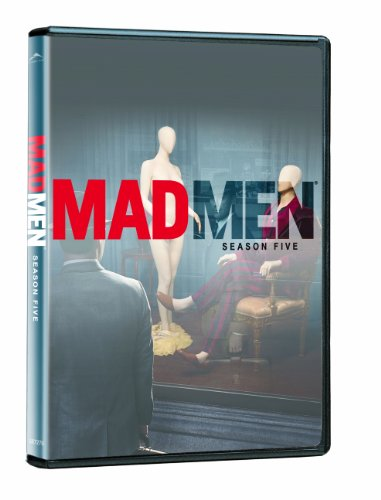 Mad Men S5 DVD