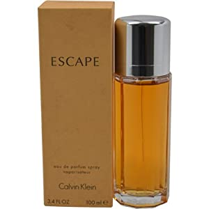 Escape by Calvin Klein for Women - 3.4 Ounce EDP Spray