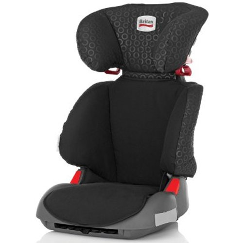 Britax Adventure Group 2-3 Car Seat (Billy/Patterned)