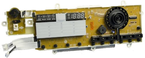Lg Electronics Ebr62267105 Washing Machine User Control And Pcb Display Board Assembly