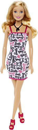 Barbie Pink-Tastic Barbie Doll, Black and White Dress