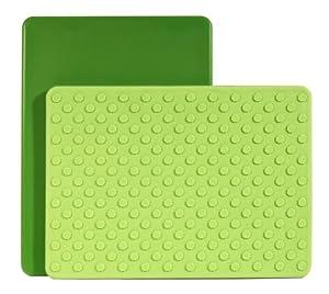 Architec The Gripper Cutting Board, 8 by 11-Inch, Green