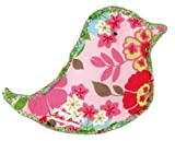 Kathe Kruse Grabbing Toy Bird pink