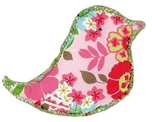 Kathe Kruse Grabbing Toy Bird, Pink