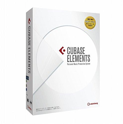 Steinberg スタインバーグ DAWソフトウェア  Cubase Elements 通常版 CUBASE EL/R