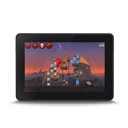 kaufen Kindle Fire HDX 7, Zertifiziert und generalüberholt, 17 cm (7 Zoll), HDX-Display, WLAN + 4G LTE, 32 GB - mit Spezialangeboten (3. Generation)