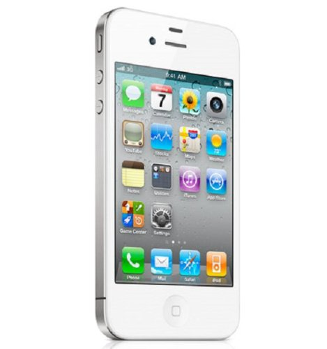 No Credit check Apple iPhone 4 8GB (White) - Verizon