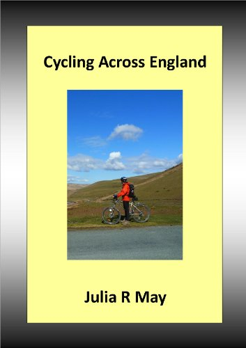 E-book - Cycling Across England by Julia R May
