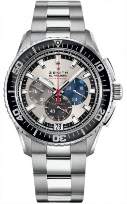 New Mens Zenith El Primero Stratos Flyback Striking 10th Watch