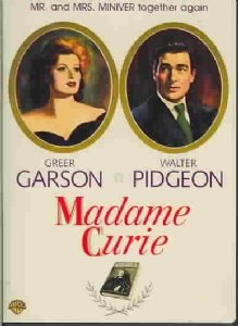 Cover art for  Madame Curie
