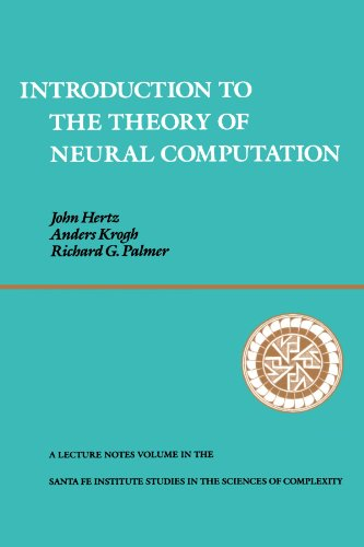 Introduction To The Theory Of Neural Computation, Volume I