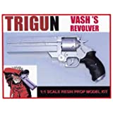 Trigun Vash The Stampede Revolver (One Part Version) Prop Model Kit